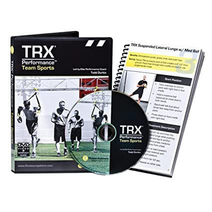 Amazon.com: TRX Performance Deportes de equipo dvd & GUIDE ...