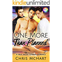 One More Than Planned: A Summer Romance (Vale Valley Season 3 Book 7)