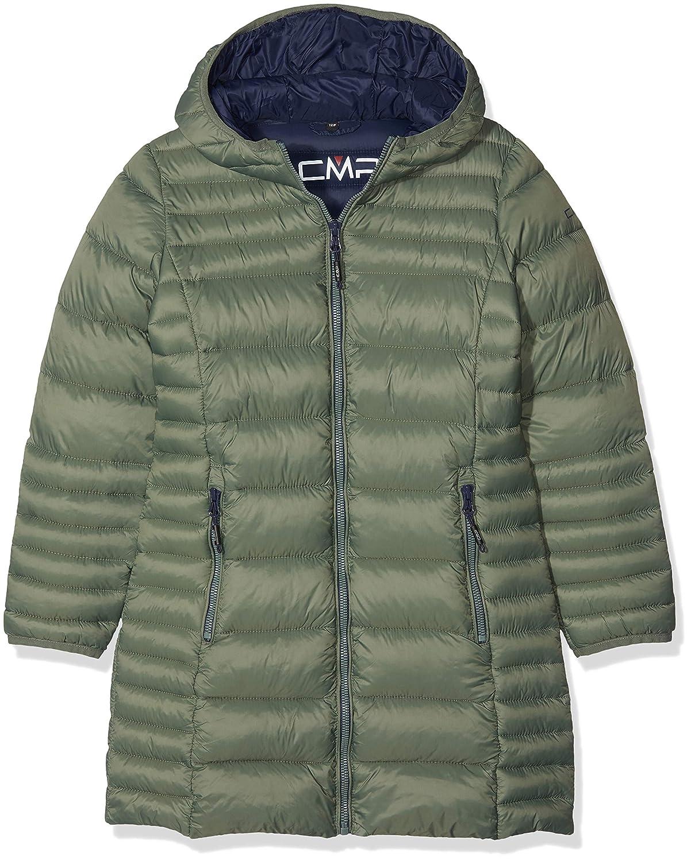 Kaki  CMP Feel Warm Flock, Veste Fille