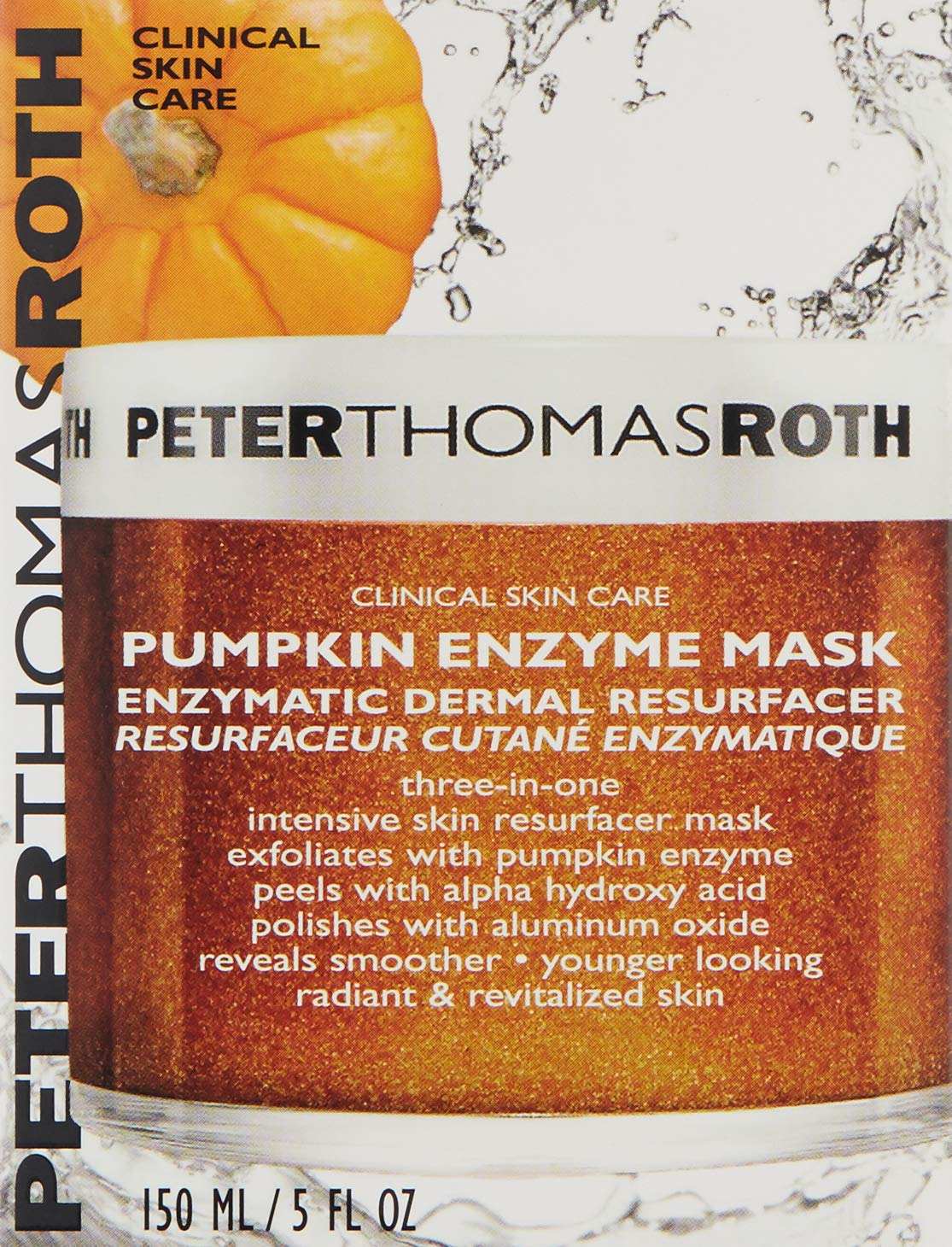 Peter Thomas Roth Pumpkin Enzyme Mask, 5 fl. oz. by Peter Thomas Roth (Image #4)