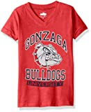 NCAA Gonzaga Bulldogs Children Girls V-Neck Short