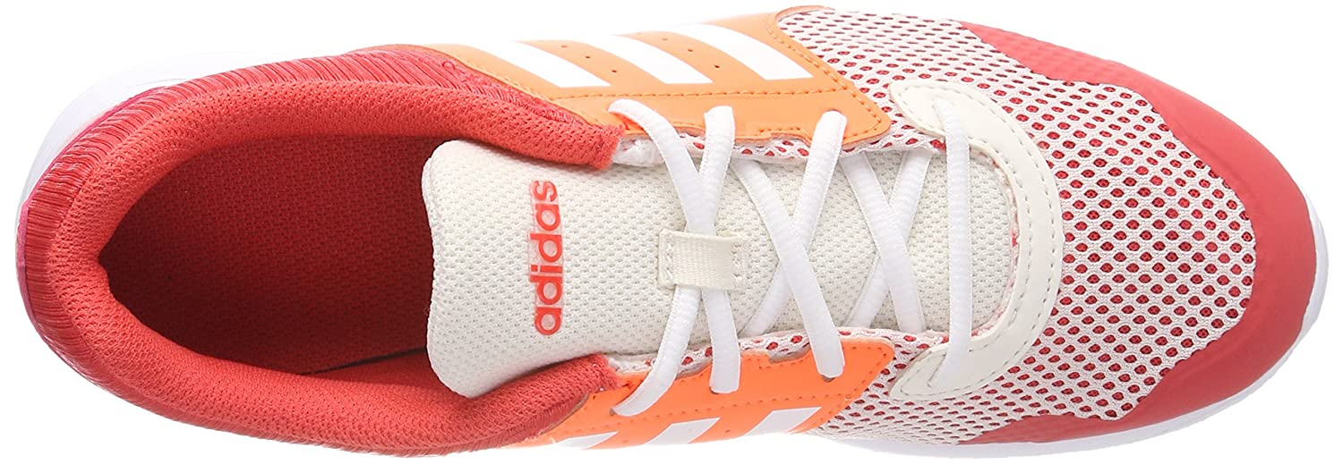 competitive price 522b9 6c550 Adidas Womens Essential Fun Ii W Multisport Training Shoes Amazon.in  Shoes  Handbags