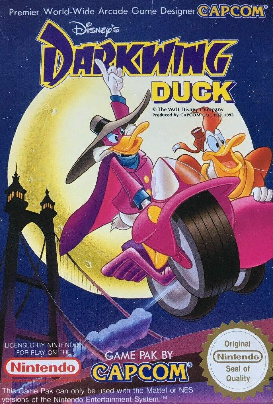 Darkwing Duck: Amazon.de: Games