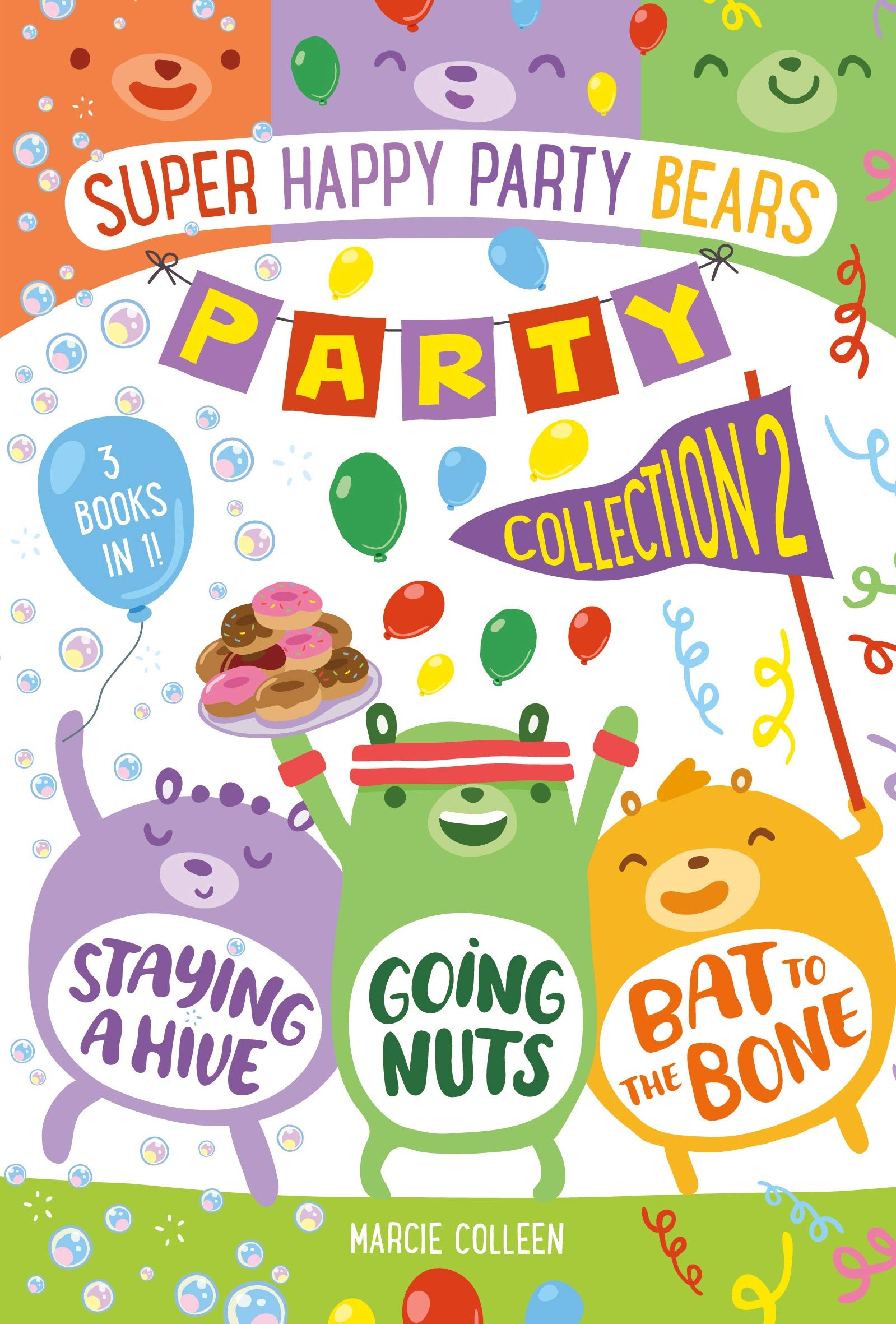 Download Super Happy Party Bears Party Collection #2 PDF