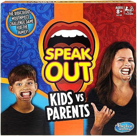 Hasbro La Voz Kids vs Padres Juego: Amazon.es: Juguetes y juegos