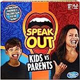 Hasbro Speak Out Kids Vs Parents Game