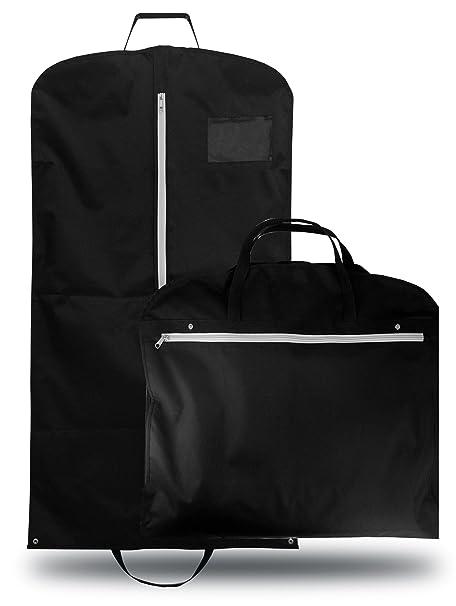 OWLMO® Elegante Anzugtasche/Kleidersack   Modell
