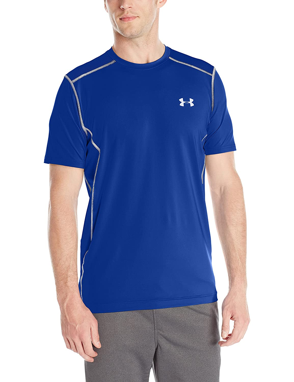 (アンダーアーマー) UNDER ARMOUR ヒットヒートギアSS(トレーニング/Tシャツ/MEN)[1257466] B017EZVX7C XXX-Large Tall|Royal/Royal Royal/Royal XXX-Large Tall