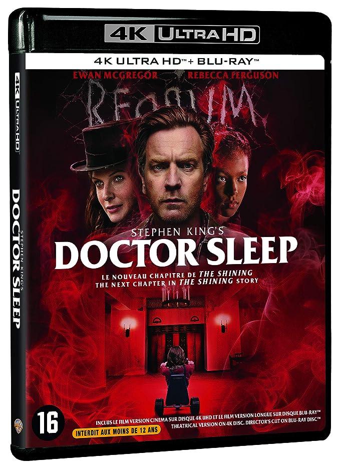 Doctor Sleep [Francia] [Blu-ray]