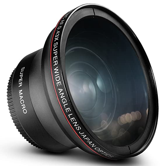 Review 58MM 0.43x Altura Photo