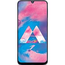 Samsung Galaxy M30 (Metallic Blue, 3GB RAM, Super AMOLED Display, 32GB Storage, 5000mAH Battery);(Extra Rs 500 Apay cashback applicable on prepaid orders)
