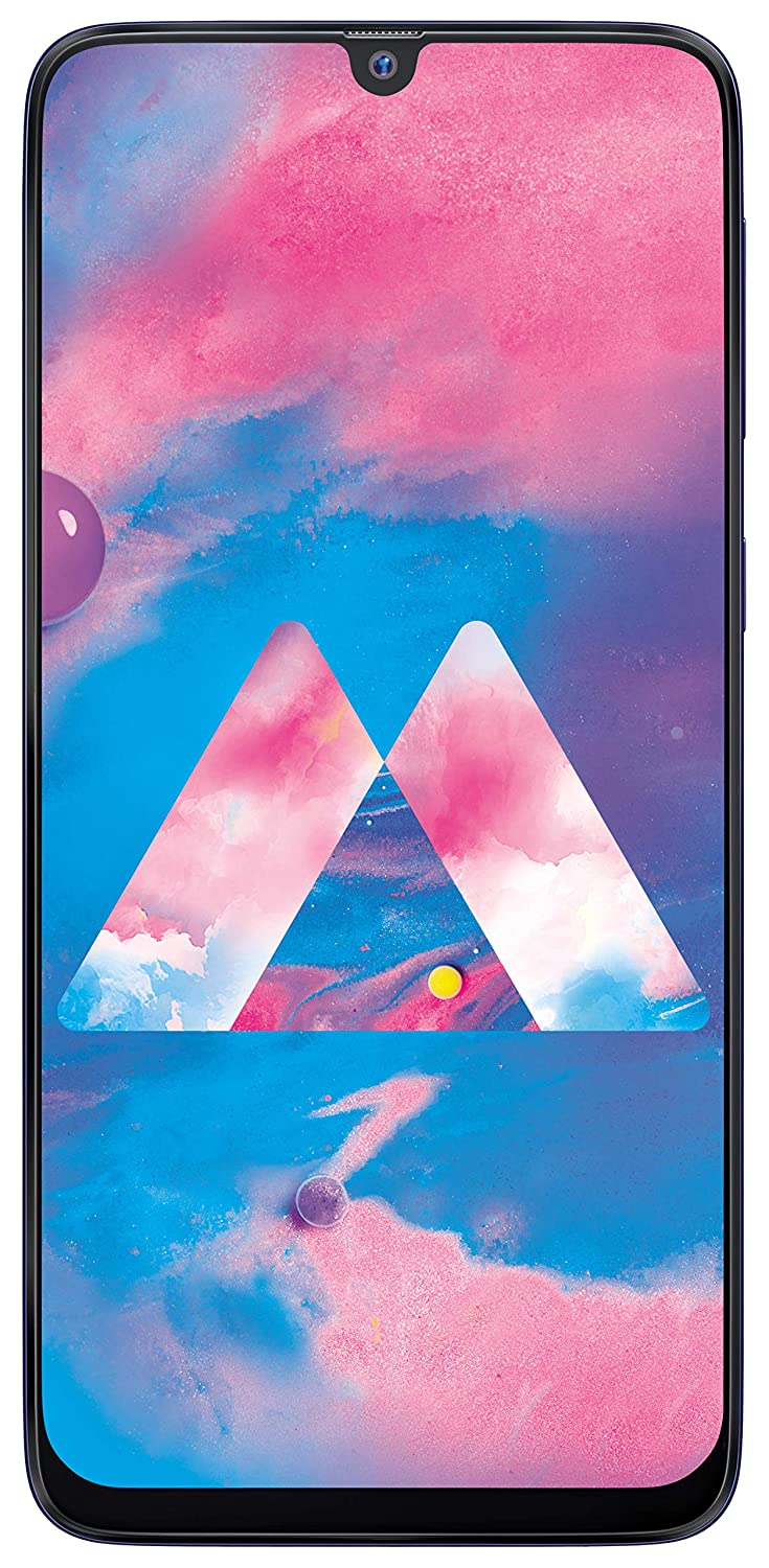 Samsung Galaxy M30 (Metallic Blue, 3GB RAM, 32GB Storage)