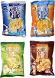 Quest Nutrition KCiIKW Protein Chips, Variety Pack, 4 Bags (3 Units)