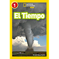 National Geographic Readers: El Tiempo (L1) (Spanish Edition) book cover