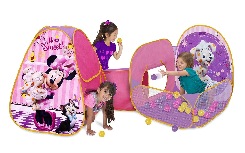 sc 1 st  Amazon.com & Amazon.com: Playhut Minnie Playzone: Toys u0026 Games