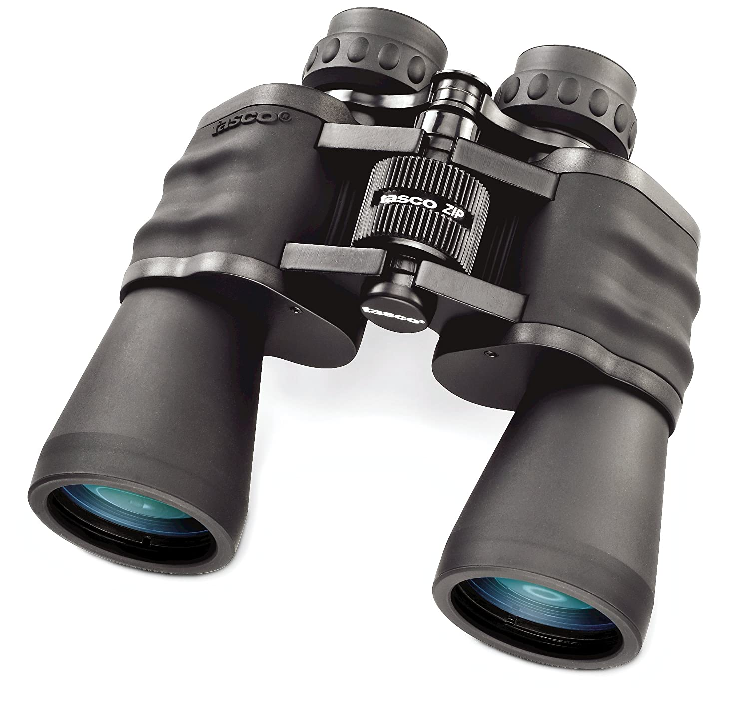 Tasco Essentials 10x 50mm Porro Prism, Zip Focus Binocular 2023BRZ