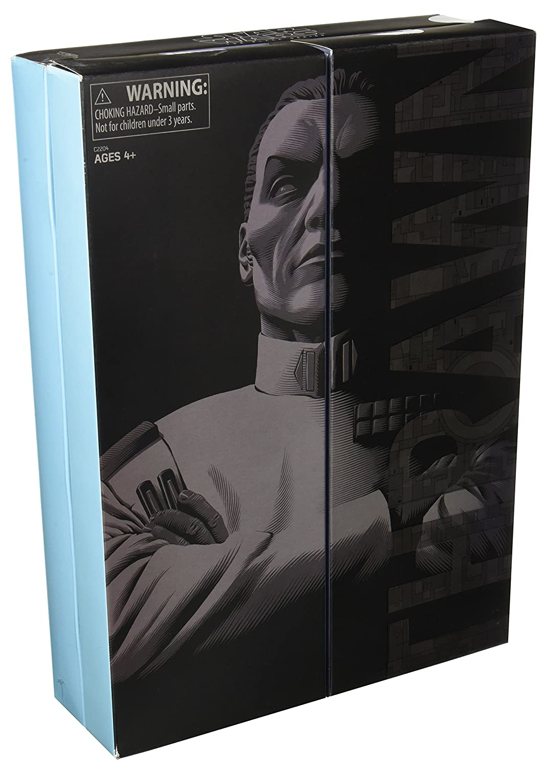Star Wars SDCC 2017 Hasbro Exclusive The Black Series 6-Inch Grand Admiral Thrawn