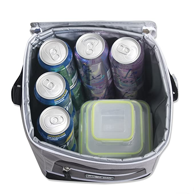 Amazon.com: Nevera Pak (18 Can) gran capacidad bolsa de ...
