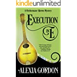 Execution in E (A Gethsemane Brown Mystery Book 5)