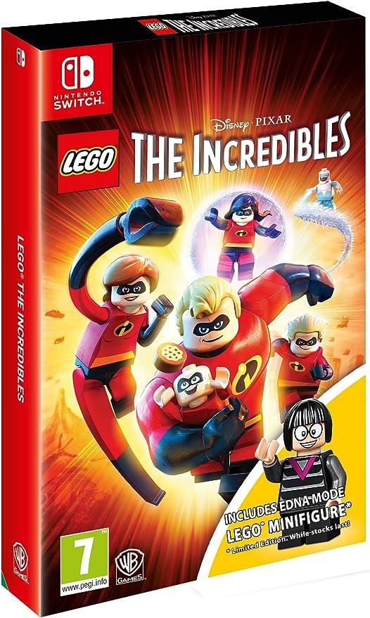 LEGO The Incredibles - Nintendo Switch [Importación inglesa]: Amazon.es: Videojuegos