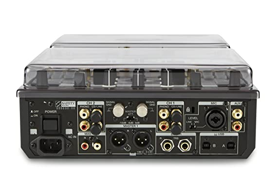 Decksaver DS-PC-DJMS9 - Tapa protectora para equipos: Amazon.es ...