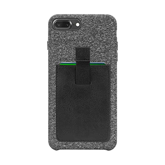 timeless design cf347 ad7bd Amazon.com: Blackweb BWB17WI025 Wallet Card Case for iPhone 6/7/8 ...