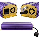 Apollo Horticulture APL1000 Hydroponic 1000 - Watt HPS MH Digital Dimmable Electronic Ballast