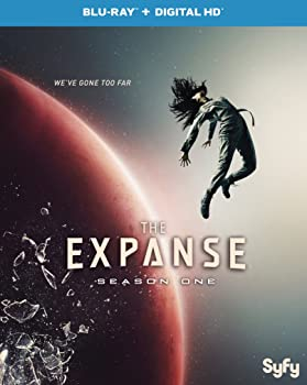 The Expanse: Season 1 on Blu-ray