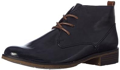 Marco Tozzi Damen 25120 Chukka Boots, Blau (Navy STR.P.C.), 37 EU