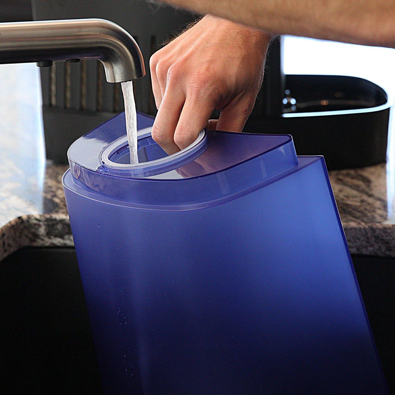 Vornado Evap3 Whole Room Evaporative Humidifier, Black by Vornado