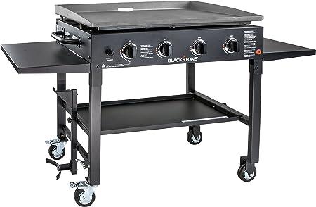 Blackstone 1554 4-Burner Grill/Griddle - Alternative Solution
