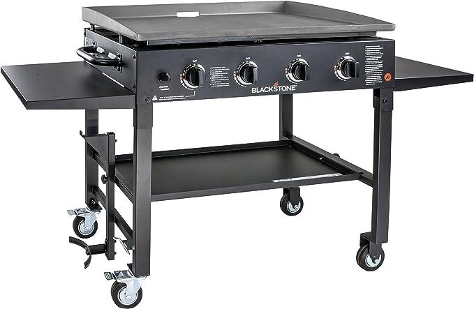 Blackstone 1554 Cooking 4 Burner Flat Top Gas Grill - Best Performance