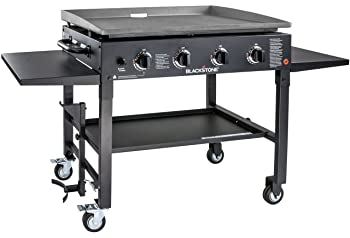 BLACKSTONE 720sq. in 4-Burner Gas Grill
