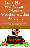Come Hail or High Water – Extreme Weather & Other Problems: A Dog Walker's Guide to Setting Standards and Planning Ahead