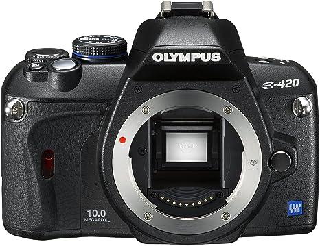Olympus E-420 - Cámara Réflex Digital 10 MP (Cuerpo): Amazon.es ...