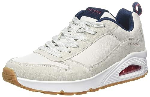 SKEAJ|#Skechers Herren UNO Stacre Sneaker: