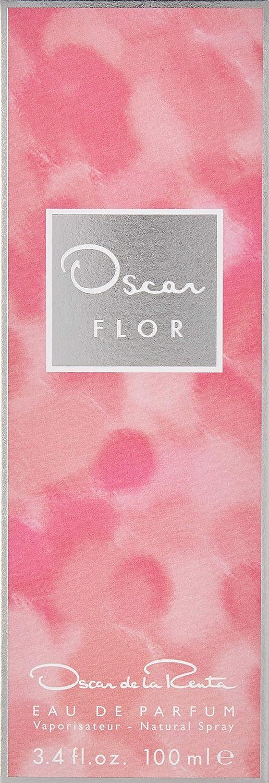 Oscar De La Renta Oscar Flor Eau de Parfum Spary for Women, 3.4 Ounce