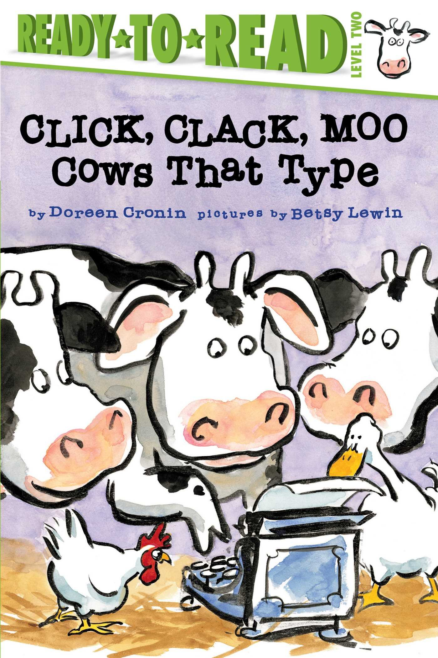 Click Clack Moo Cows That