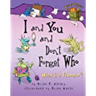 I and You and Don't Forget Who: What Is a Pronoun? (Words Are CATegorical ®)