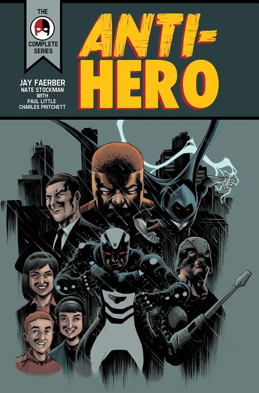 Anti-Hero by IDW Publishing