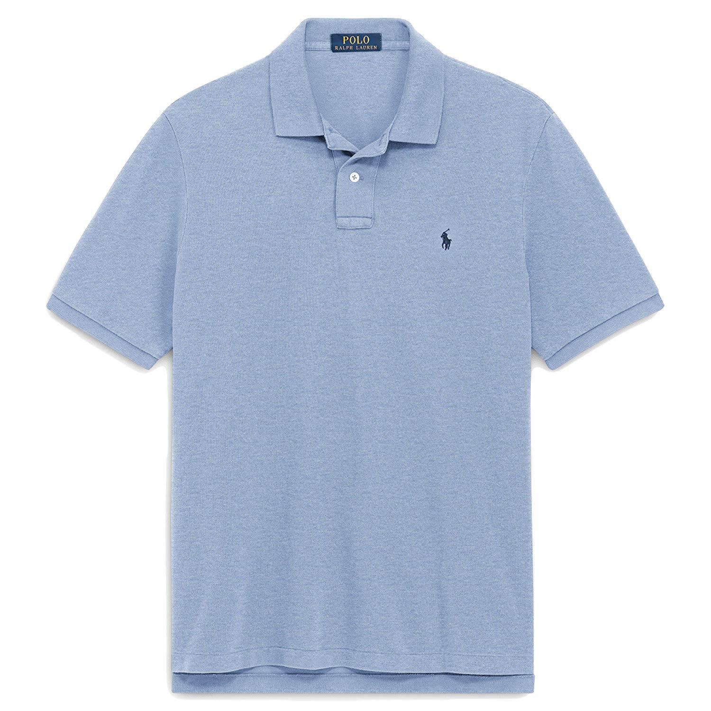 Ralph Lauren Polo Camiseta Polo de Corte clásico para Hombre ...