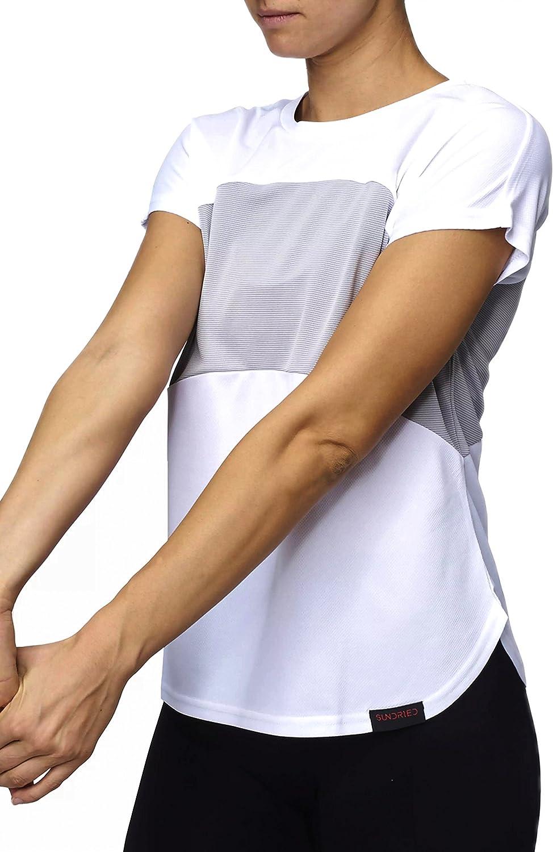 Abbigliamento Donna per Palestra Prodotta Sundried Canotta Donna per Allenamento e Corsa