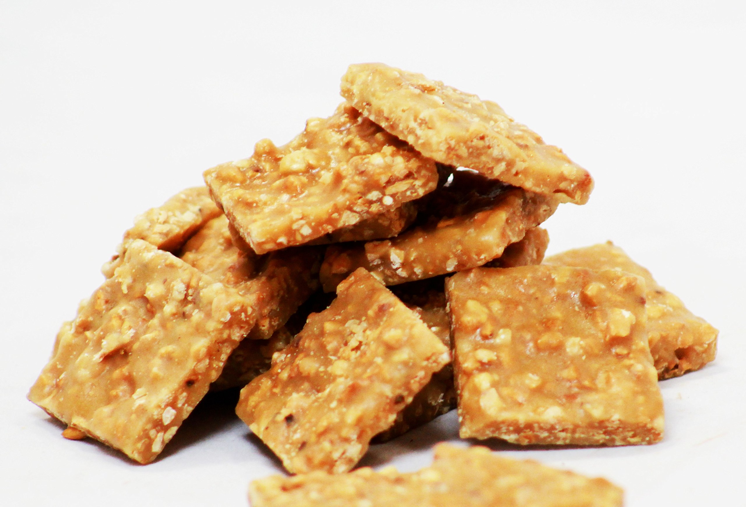 Gourmet Cashew Brittle by Its Delish, 10 lbs Bulk by It's Delish