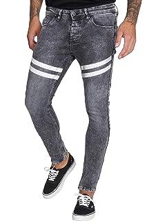 VSCT Clubwear Herren Skinny Jeans Nick Athletic Musclefit in