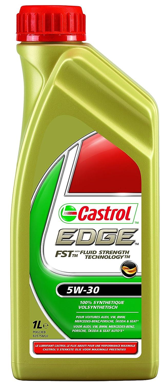 Castrol EDGE 5W-30 Aceite de motor 1L (Sello holandés y francés): Amazon.es: Coche y moto