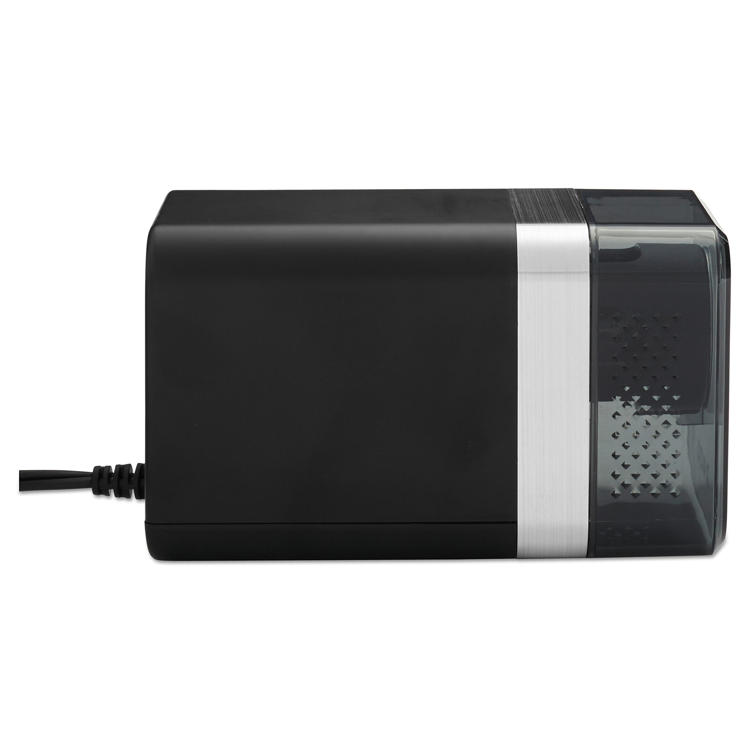 X-ACTO 1744 Power3 Office Electric Pencil Sharpener, Black by X-Acto (Image #3)