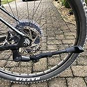 """40mm Ursus Fahrrad Hinterbauständer King 2 XL27,5-29/"""" verstellbar Alu Lochab"""