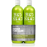 TIGI Bed Head Rehab For Hair Re Energize Shampoo & Conditioner Pack 750mL