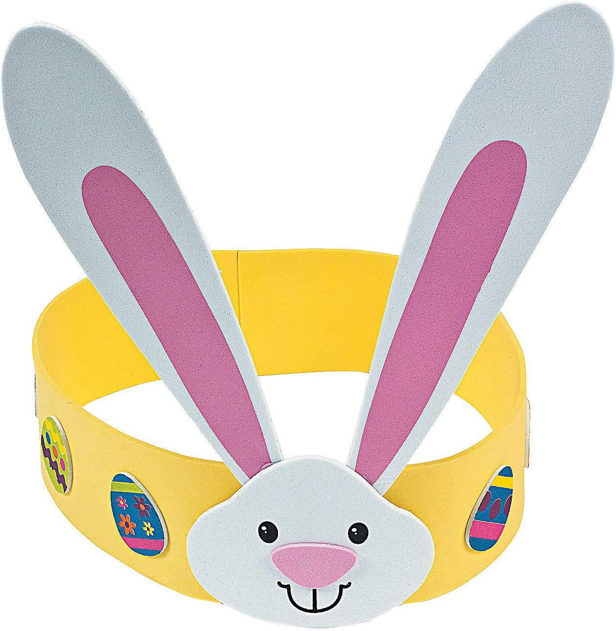 MAKE YOUR OWN BUNNY MASK EASTER CHILD CREATIVE ACTIVITY KIDS CHILDREN CRAFT KIT