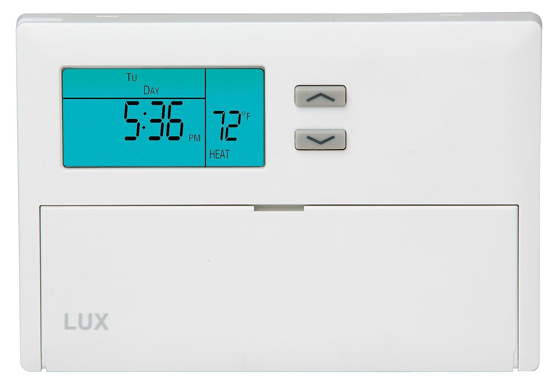 Wiring A Lux 1500 Thermostat - Schema Wiring Diagram